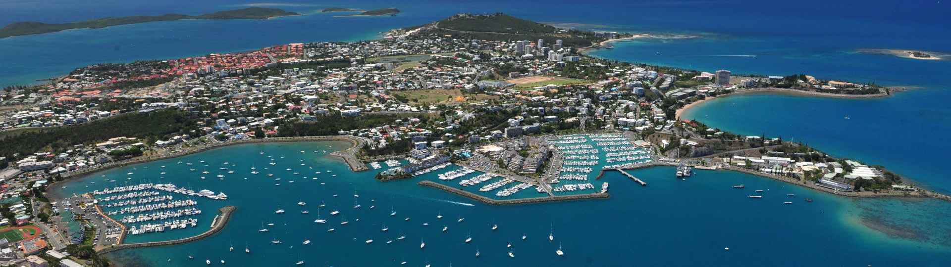 Marina Noumea South Province New Caledonia