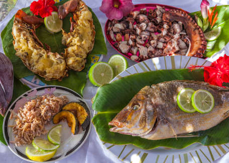New caledonia kanak cooking for Cuisine en locale
