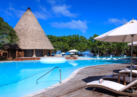 Resort and Spa Sheraton Deva Bourail New Caledonia