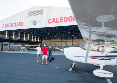 Aeroclub in New Caledonia