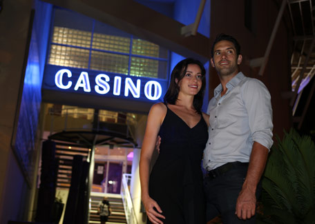 Le Grand Casino in Noumea