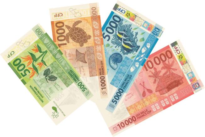 Francs Xpf In New Caledonia