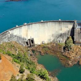 The Yaté Dam
