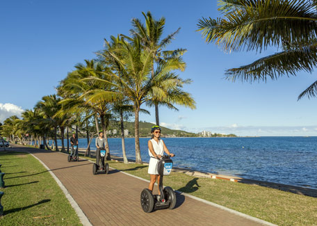 Segway in New Caledonia