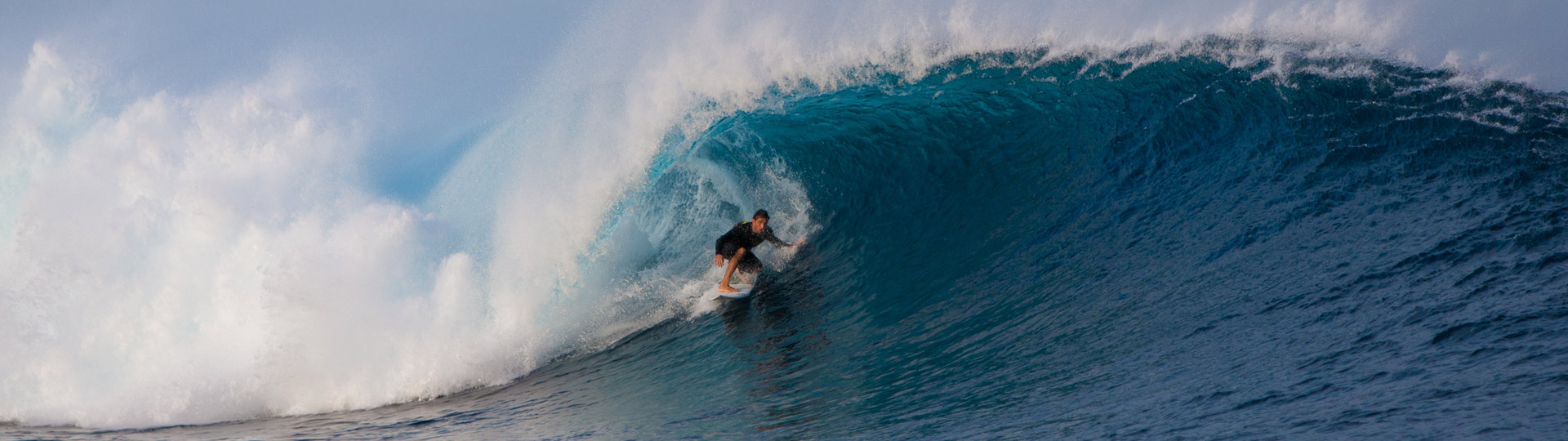 Surf in New Caledonia