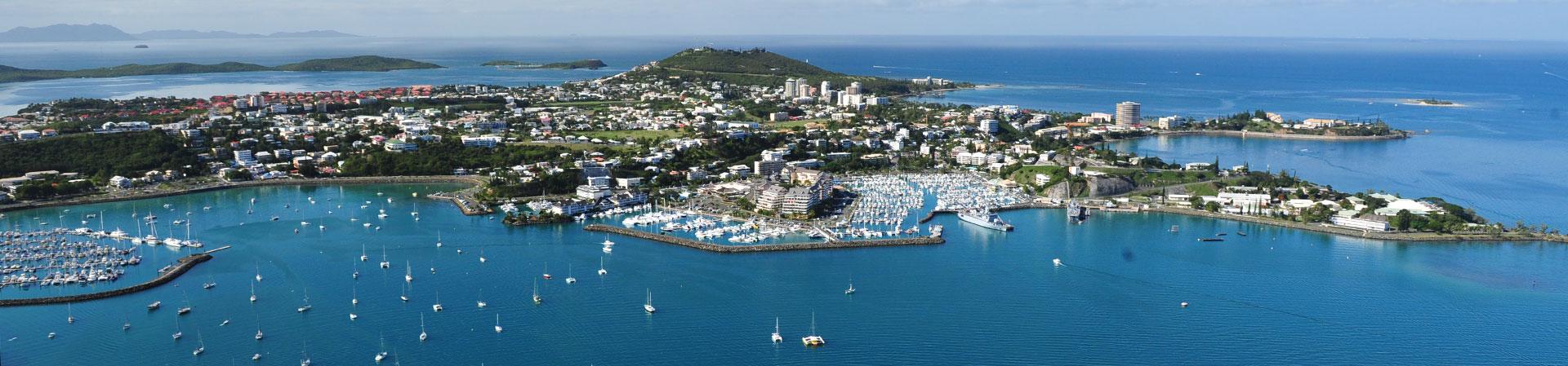 Travel To New Caledonia Noum A