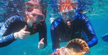 Go underwater with Aqualagoon!