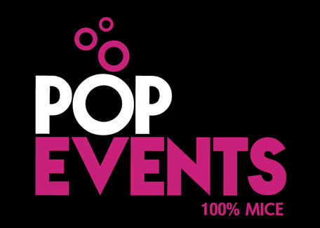 Pop Events Logo