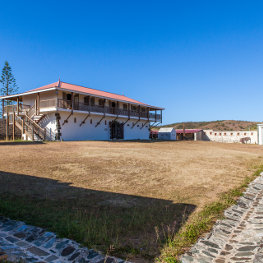 Fort Teremba in Moindou
