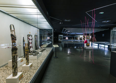 The New Caledonia Museum in Nouméa