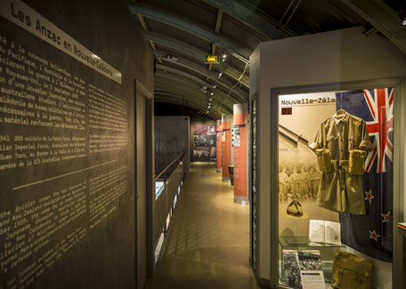 The Second World War Museum in Nouméa