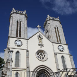 Saint Joseph's Catholic cathedral
