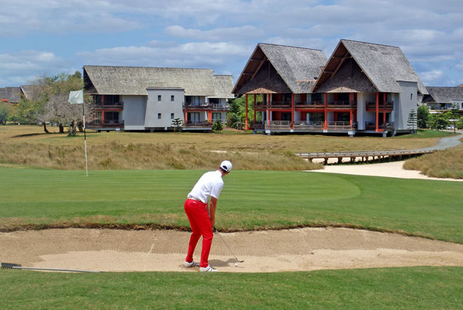 Golf Deva New Caledonia