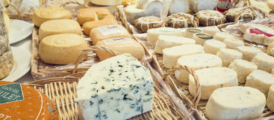 French Cheese Festival in New Caledonia