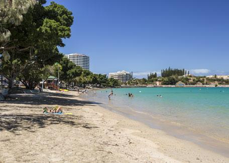 New Caledonia Beaches In Noum 233 A