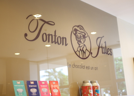 Chocolate for gourmets tonton jules noumea