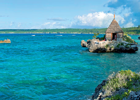 Maré, Loyalty islands in New Caledonia