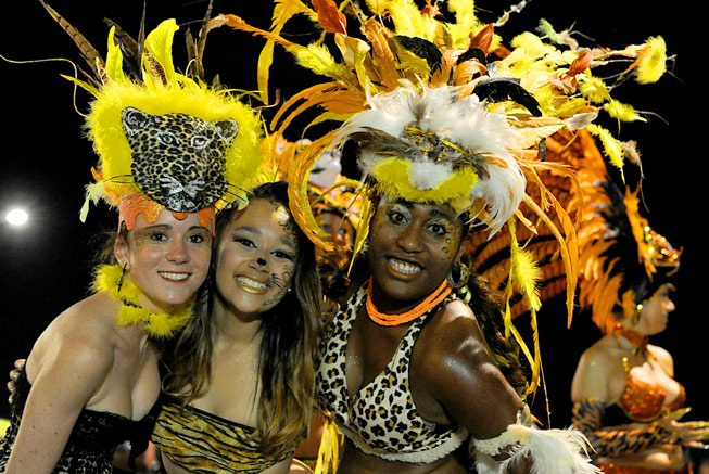 The Carnival of Nouméa