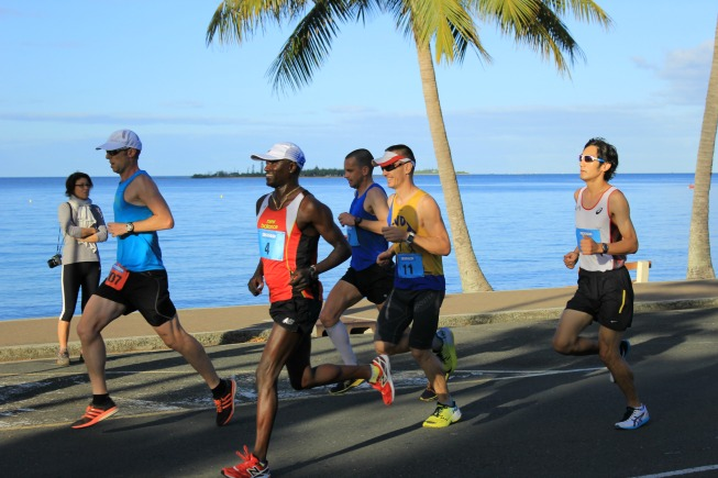 New Caledonia International Marathon