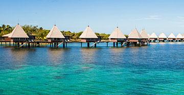 Escapade Island Overwater Bungalow