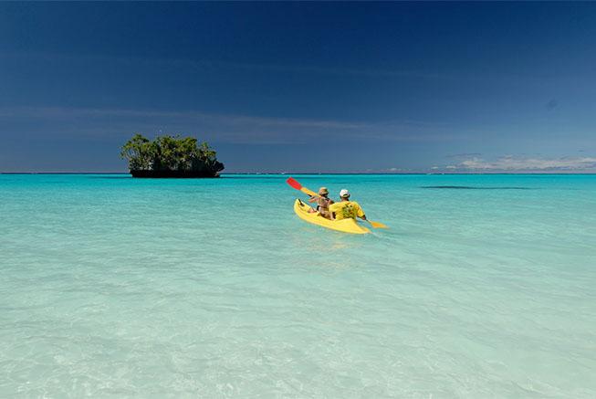 New Caledonia Loyalty Islands Accommodation