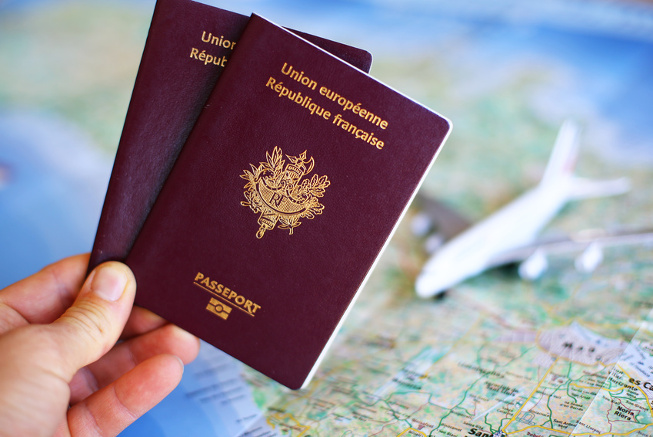 Passport Entry requirements for New Caledonia
