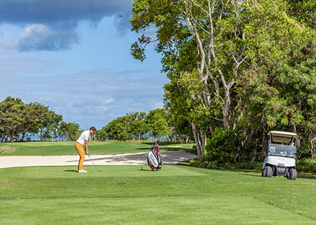 Exclusiv Golf Deva in New Caledonia