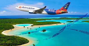 Happy New Caledonia sale