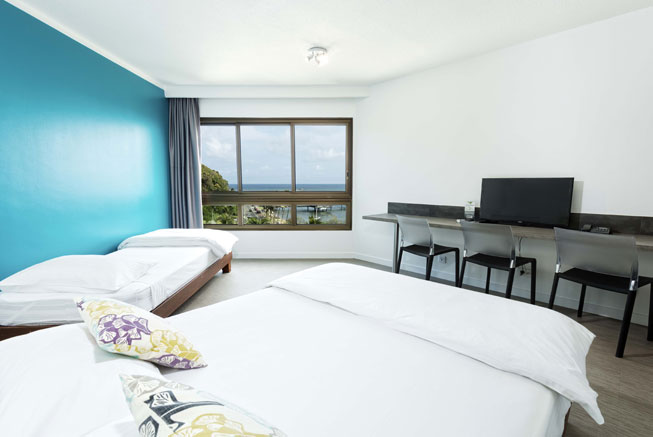Nouvata room in Noumea