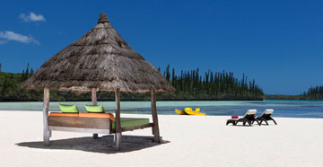 Luxury Honeymoon in New Caledonia
