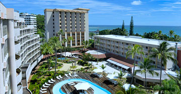 Long Weekend Getaway  - Nouvata Noumea Package