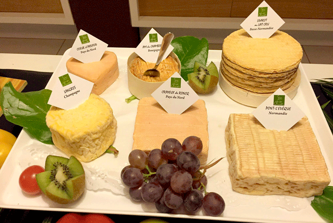french cheese, noumea, chateau royal