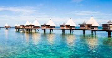 Escapade Island Resort and Hilton Noumea