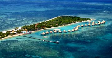 Hilton and Escapade Island