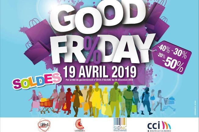 Good Friday Sales 19 Avril 2019 Noumea New Caledonia