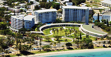 Hilton Noumea Family Package