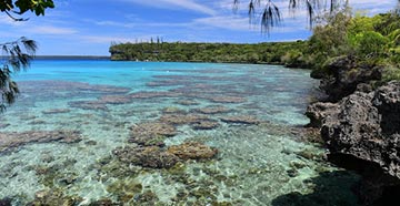 Package to Lifou « tribe welcome »