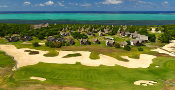 Play Golf in Paradise