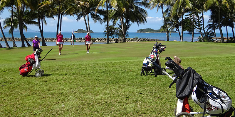 Golf New Caledonia