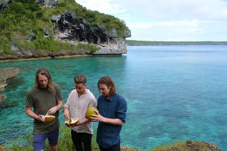 Sounds of New Caledonia