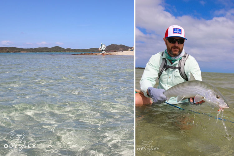 Fishing in New Caledonia