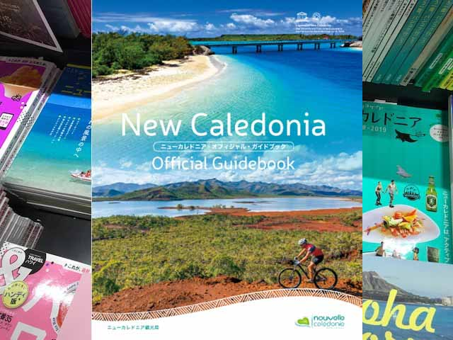 New Caledonia Guidebook, Japan