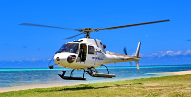 Helicopter New Caledonia