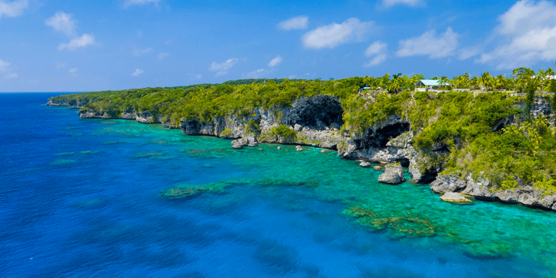 Lifou Loyalty Islands