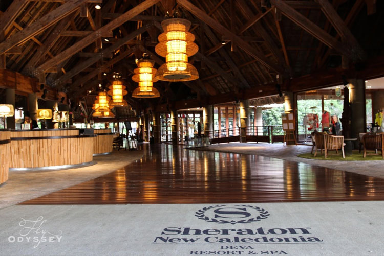 Sheraton New Caledonia Deva Resort & Spa