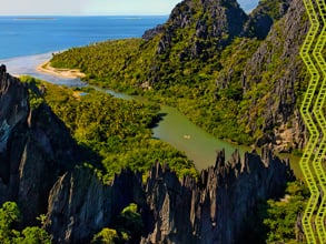 new caledonia east coast